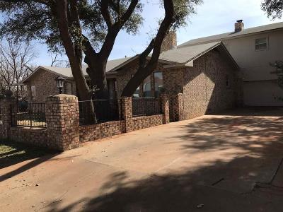 Wichita Falls Single Family Home For Sale: 4315 Hillsboro