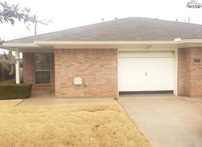 Wichita Falls Multi Family Home For Sale: 5423 Ricci Street