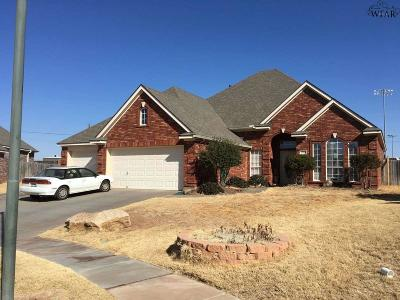 Wichita Falls Single Family Home For Sale: 4909 Silvercrest Drive