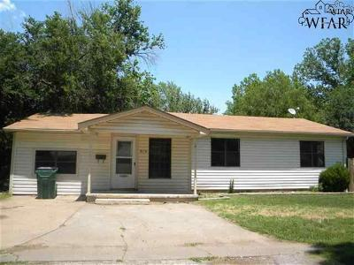 Burkburnett Single Family Home For Sale: 519 Rosewood Avenue