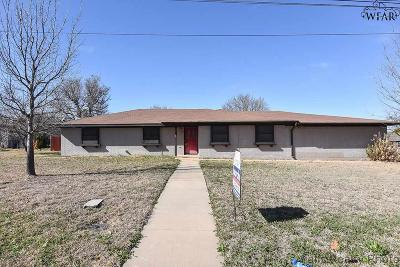 Single Family Home Active W/Option Contract: 3906 Circle Drive