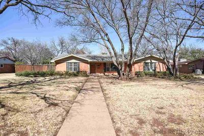 Single Family Home For Sale: 2308 Irving Place