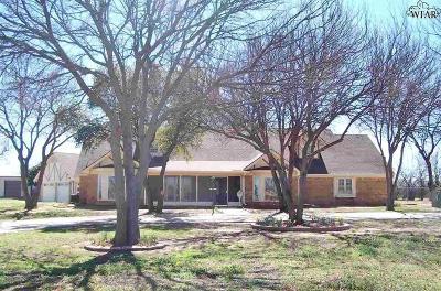 Single Family Home For Sale: 5101 Whispering Creek Lane