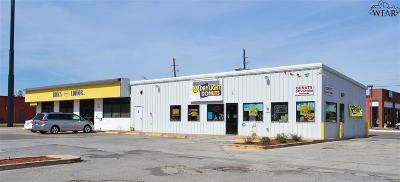 Commercial For Sale: 2700 Southwest Parkway
