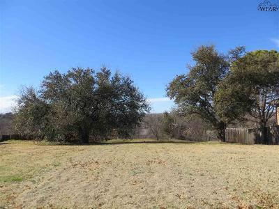 Wichita Falls Residential Lots & Land For Sale: 4212 Briar Cliff Drive