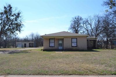 Wichita Falls TX Single Family Home For Sale: $35,000