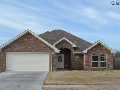 Wichita Falls TX Single Family Home For Sale: $234,950