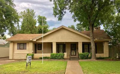 Wichita Falls Single Family Home For Sale: 1703 Speedway Avenue