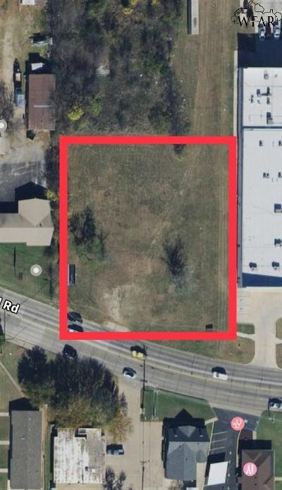 Wichita Falls Residential Lots & Land Active W/Option Contract: 4000 Call Field Road