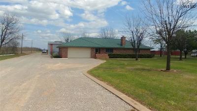 Wichita Falls Single Family Home For Sale: 625 Wellington Lane