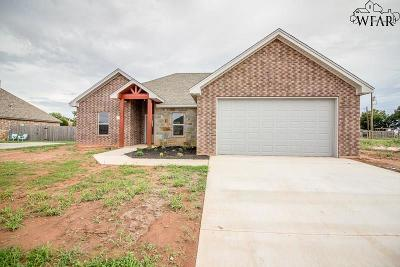 Archer County Single Family Home For Sale: 323 Driftwood Drive