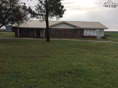 Clay County Single Family Home For Sale: 3873 Anderson Road