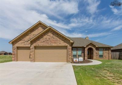 Wichita County Single Family Home For Sale: 5003 Blue Mesa Lane