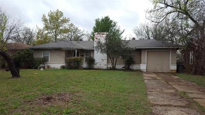Wichita Falls Single Family Home For Sale: 2 Surrey Circle