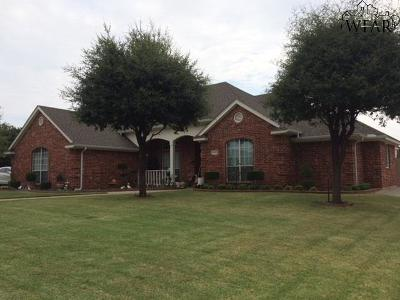 Wichita County Single Family Home For Sale: 8 Charing Court