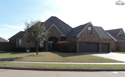 Wichita County Single Family Home For Sale: 5619 Ross Creek Lane