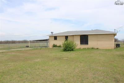 Clay County Single Family Home For Sale: 11251 Fm 2393