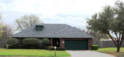 Henrietta Single Family Home For Sale: 2103 Ruffles Lane