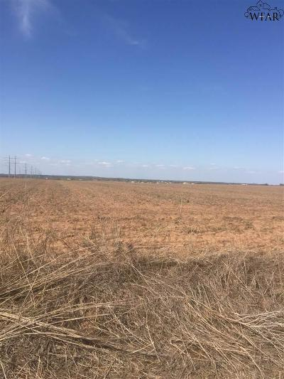 Burkburnett Residential Lots & Land For Sale: Cashion Road