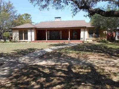 Wichita Falls Single Family Home For Sale: 2420 Berkeley Drive