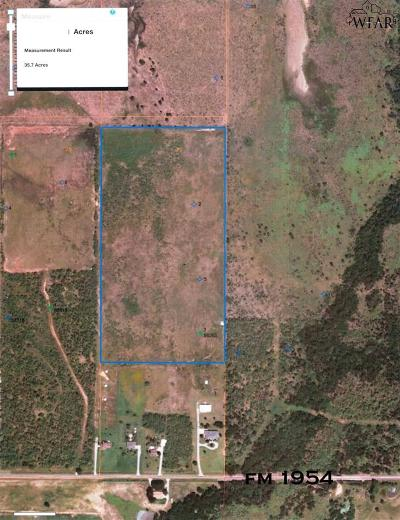 Residential Lots & Land For Sale: 39.28 Acres Fm 1954
