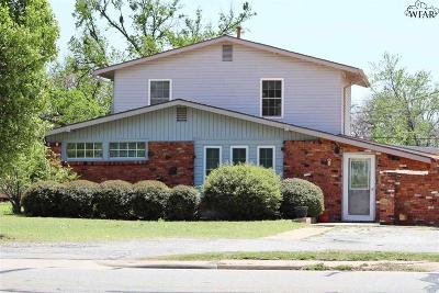 Wichita Falls Single Family Home For Sale: 4507 Wyoming Avenue