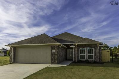 Archer County Single Family Home For Sale: 312 Mariners Way