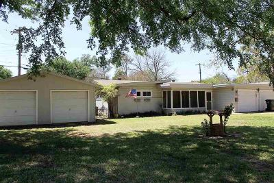 Wichita Falls Single Family Home For Sale: 4203 Highland Drive