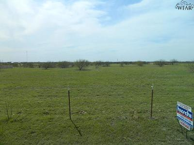 Wichita Falls Residential Lots & Land For Sale: Red Rock Road