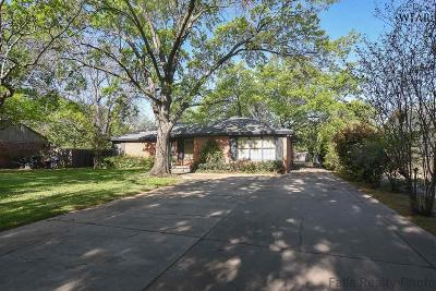 Wichita Falls Single Family Home For Sale: 3210 Speedway Avenue