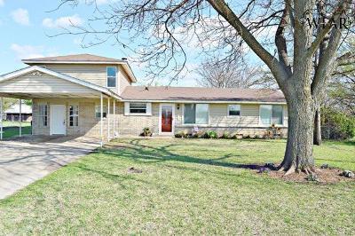 Clay County Single Family Home For Sale: 916 E Benton Street