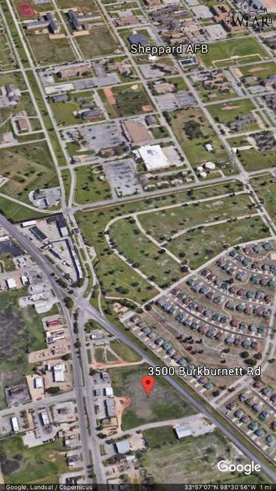 Wichita Falls Residential Lots & Land For Sale: 3500 Burkburnett Road