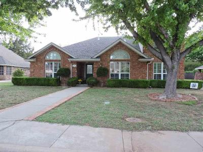 Wichita Falls Single Family Home For Sale: 4310 Grants Glen