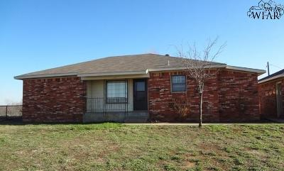 Archer City TX Rental For Rent: $625