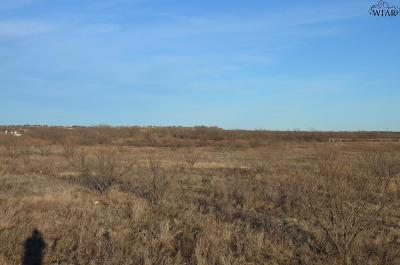 Wichita Falls Residential Lots & Land For Sale: Hwy 277