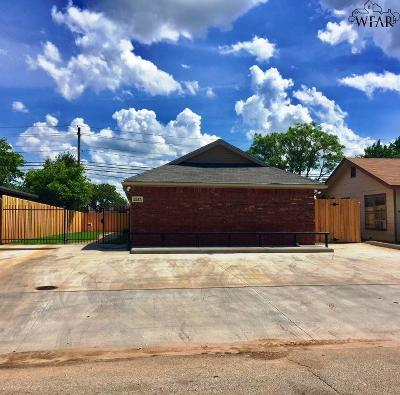 Wichita County Multi Family Home For Sale: 2947 Cunningham Drive
