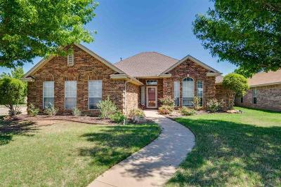 Wichita Falls Single Family Home For Sale: 5100 Sunnybrook Lane