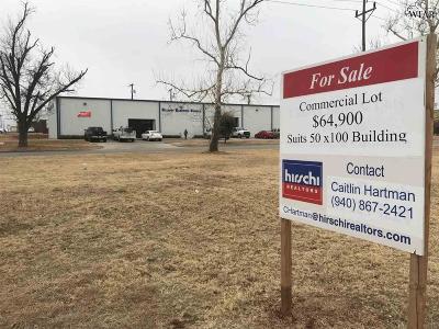 Wichita Falls Residential Lots & Land For Sale: 810 Jacksboro Highway
