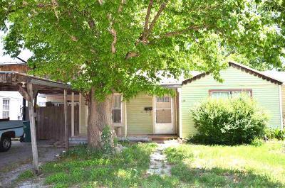 Burkburnett Single Family Home For Sale: 110 Smith Street