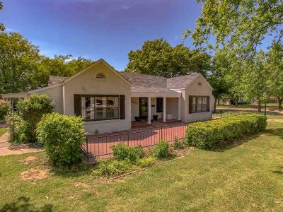 Single Family Home For Sale: 2815 Montgomery Place