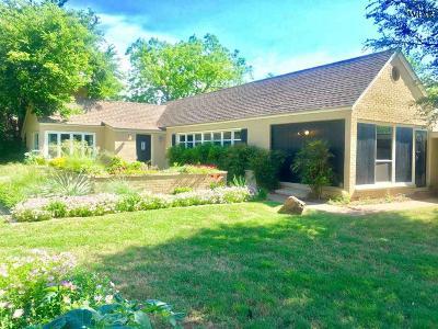Wichita Falls Single Family Home For Sale: 4507 Lake Park Drive