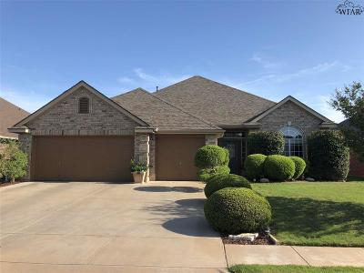 Wichita County Single Family Home For Sale: 5417 Starwood Avenue