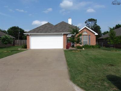 Henrietta Single Family Home Active W/Option Contract: 216 Centennial Parkway
