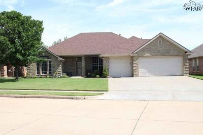 Wichita Falls TX Single Family Home For Sale: $269,900