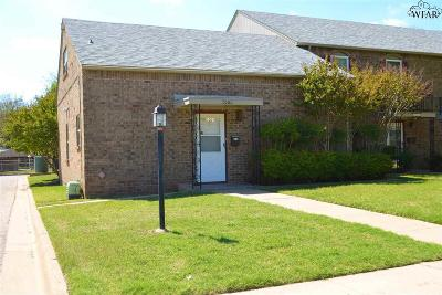 Wichita Falls TX Single Family Home For Sale: $112,500