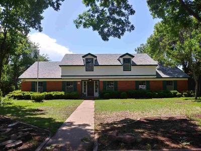 Wichita Falls TX Single Family Home For Sale: $229,000