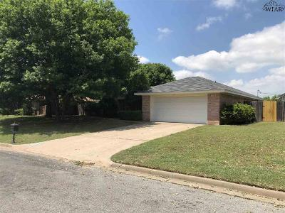 Burkburnett Single Family Home For Sale: 1428 Quail Run