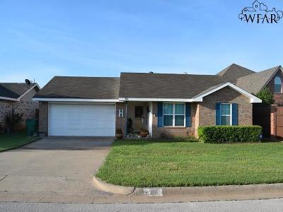 Iowa Park Single Family Home For Sale: 601 E Texas Avenue