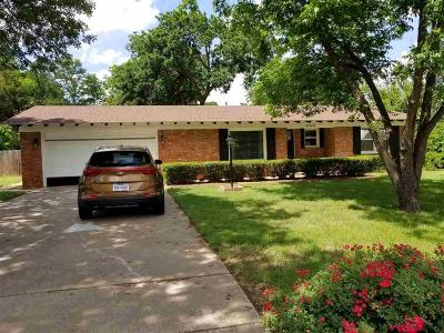 Wichita Falls TX Single Family Home For Sale: $147,900