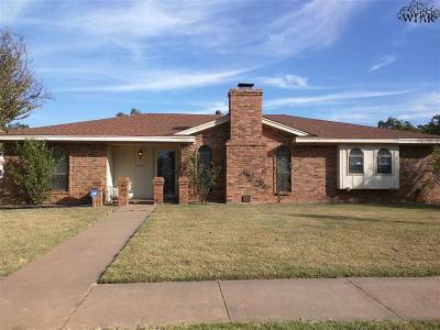 Wichita County Rental For Rent: 1303 Tilden Street
